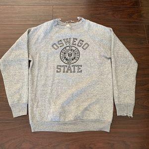 Vintage Oswego State University Sweatshirt